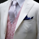 フロックコートスーツ:スーツとしてリメイク可