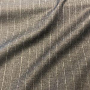 チャコールグレー:超涼しい&驚異のシワ回復力の天然素材スーツ