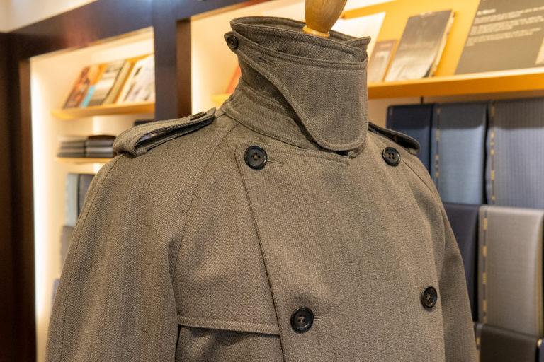 トレンチコート The Very Traditional Trench Coat