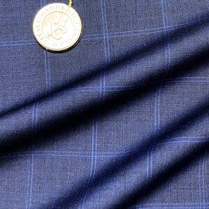カノニコスーツ:ブルーウィンドーペーン