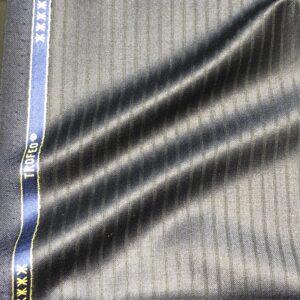 ゼニアスーツ:トロフェオ/シャドーストライプ/ネイビー