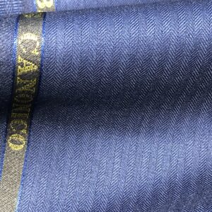 カノニコスーツ:スーパー150'sリベンジ「紺シャドーストライプ」