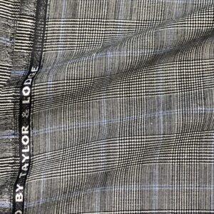 テーラーロッジスーツ:グレンチェック