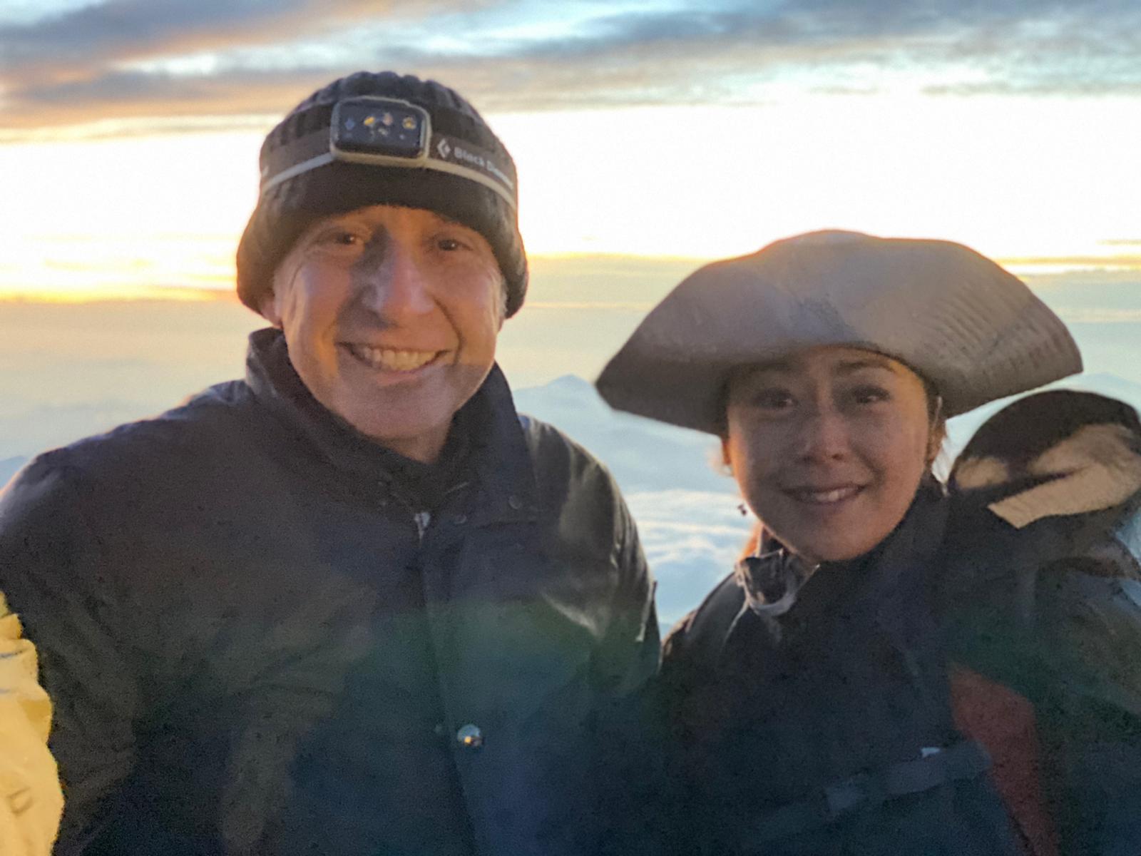 保護中: 富士登山とリーダーシップ3